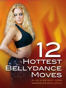 12Hottest Bellydance Moves