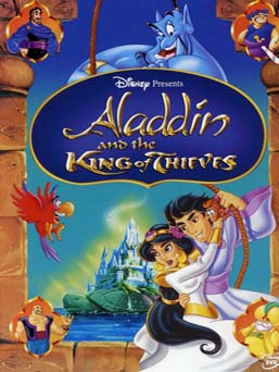 Aladdin And The King Of Thieves - مدبلج