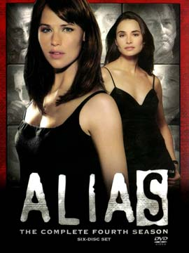Alias - The Complete Season Four