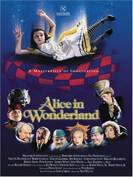 Alice in Wonderland - The Movie