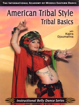 American Tribal Style Belly Dance Vol 1