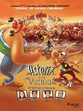 Asterix and the Vikings - مدبلج