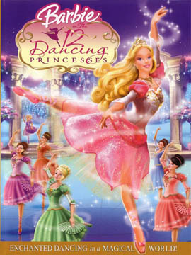 Barbie in the 12 Dancing Princesses - مدبلج