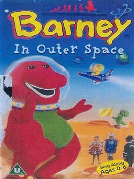 Barney : outer space