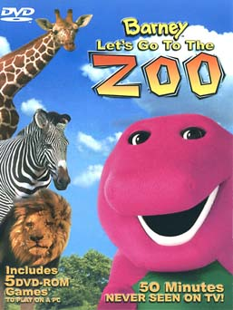 Barney : Let's Go to the Zoo