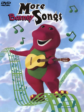 Barney More Songs