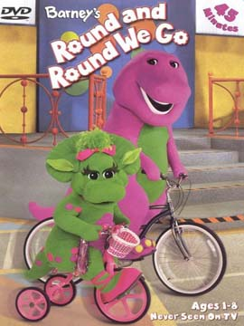 Barney Round And Round We Go