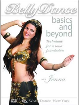 Bellydance - Basics and Beyond with Jenna
