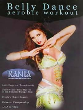 Bellydance Aerobic Workout with Rania
