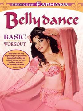 Bellydance Basic Workout with Princess Farhana