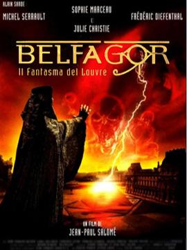 Belphegor: Le Fantome Du Louvre