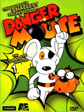 Danger Mouse - The Complete Season 1
