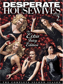 Desperate Housewives - The Complete Second Season