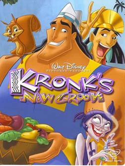 The Emperor's New Groove 2: Kronk's New Groove - مدبلج