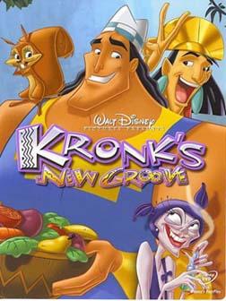The Emperor's New Groove 2: Kronk's New Groove - مدبلج