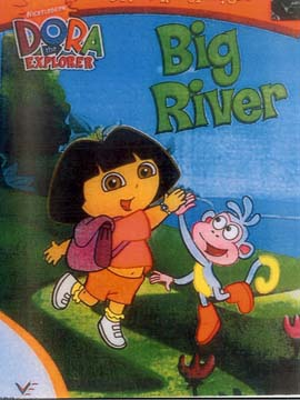 Dora The Explorer - The Big River - مدبلج
