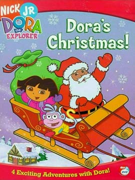 Dora the Explorer - Dora's Christmas - مدبلج