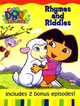 Dora The Explorer Rhymes And Riddles - مدبلج