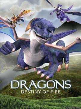 Dragons Destiny of Fire - مدبلج