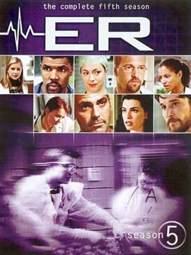 ER - The Complete Season Five