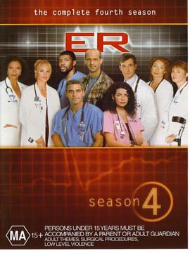 ER - The Complete Season Four