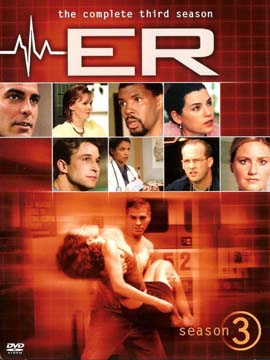 ER - The Complete Season Three