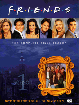 Friends - The Complete Season One