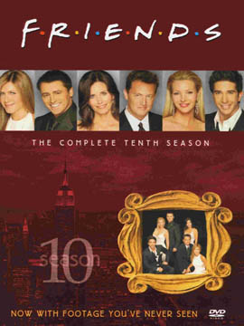 Friends - The Complete Season Ten