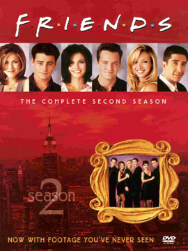 Friends - The Complete Season Two