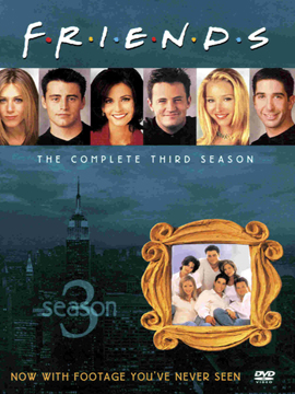 Friends - The Complete Season Three