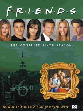 Friends - The Complete Season Six