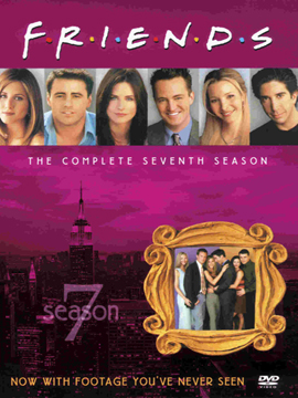 Friends - The Complete Season Seven