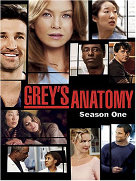 Grey's Anatomy - The Complete Season One