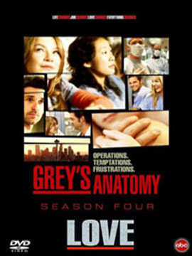 Grey's Anatomy - The Complete Season Four