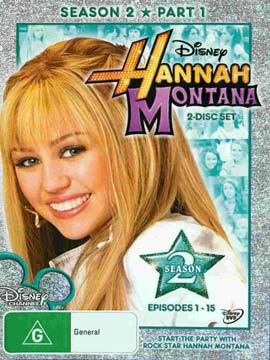 Hannah Montana - The Complete Season Two