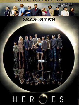 Heroes - The Complete Season Two
