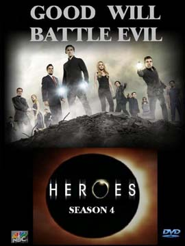 Heroes - The Complete Season 4