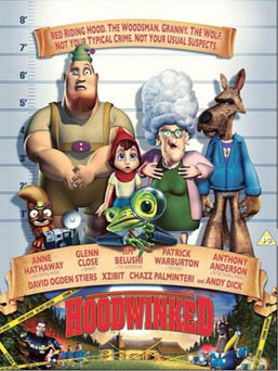 Hoodwinked! - مدبلج