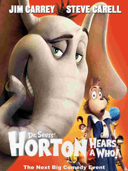 Horton Hears a Who - مدبلج!