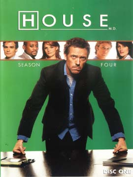 House M.D - The Complete Season Four