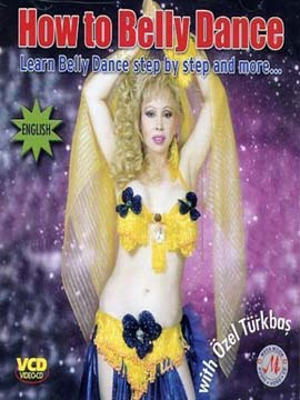 How to Bellydance with Ozel Turkbas