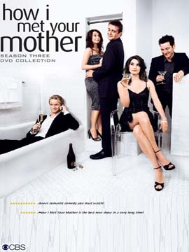 How I Met Your Mother - The Complete Season Three