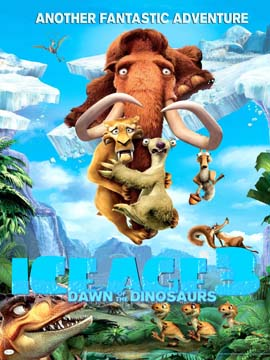 Ice Age 3: Dawn of the Dinosaurs - مدبلج