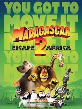 Madagascar: Escape 2 Africa - مدبلج