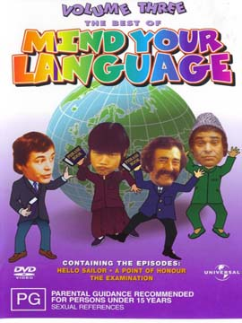 Mind Your Language - The Complete Season Three