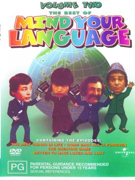 Mind Your Language - The Complete Season Two