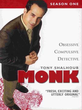 Monk - The Complete Season One