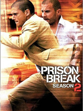 Prison Break - The Complete Season Two