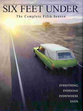 Six Feet Under - The Complete Season Five