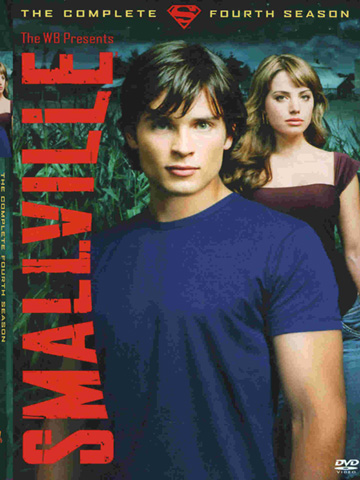 Smallville - The Complete Season Four